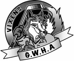 Logo for Guelph Womens Hockey Association